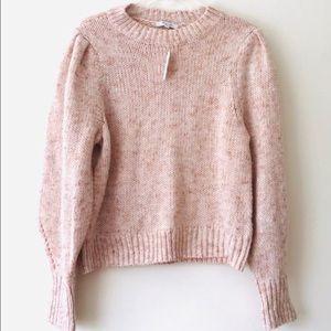 Madewell Crewneck Sweater NWT